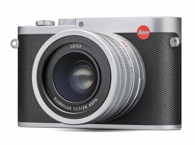 Leica Q, compact cameras, point-and-shoot cameras, best cameras 2017