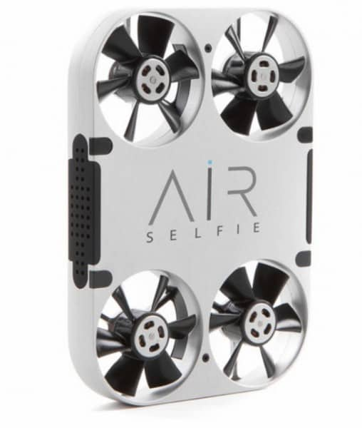 airselfie, aerial photo, Kickstarter,