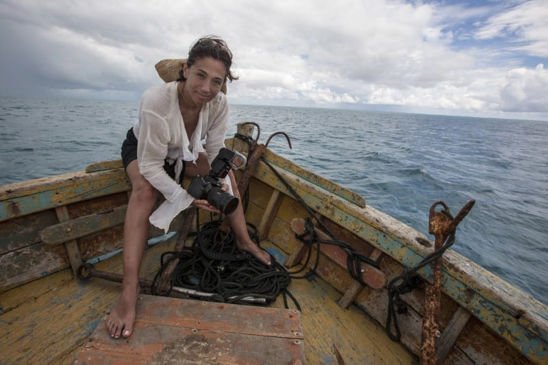 Cristina Mittermeier, photojournalist, photographer, conservationist