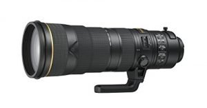 Nikon unveiled their massive new 180-400mm super-telephoto lens with built-in 1.4x teleconverter at CES 2018