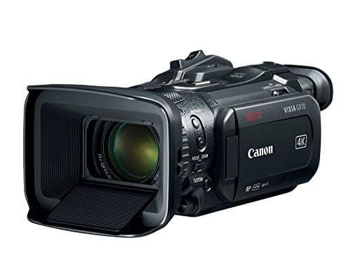 Canon VIXIA GX10 Review