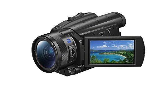 Sony FDR-AX700 4K HDR Camcorder Review