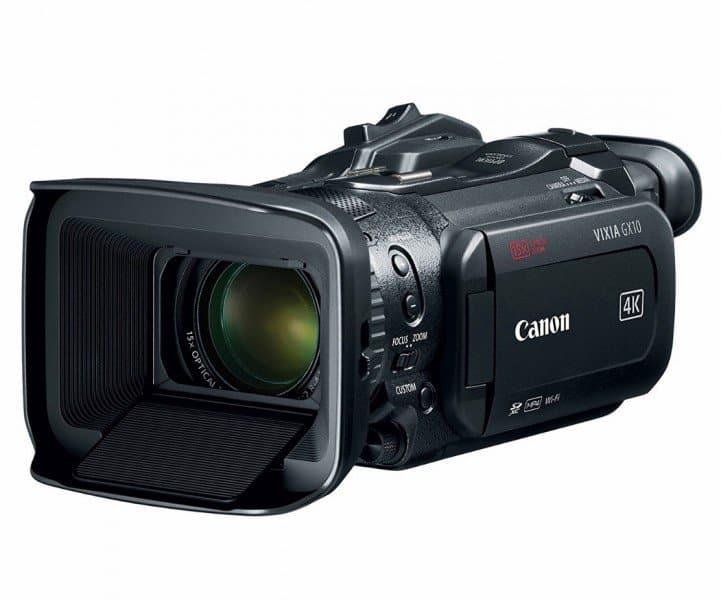 Canon Vixia GX10, 4K Camcorder, VIXIA GX10 review