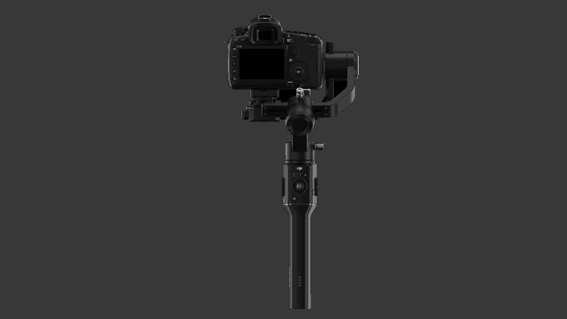 DJI Ronin-S, DSLR stabilizer, camera stabilizer