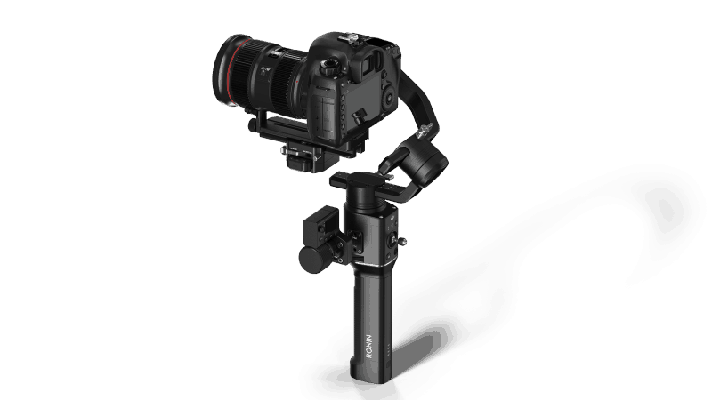 Ronin-S, DJI Ronin, mirrorless camera stabilizer