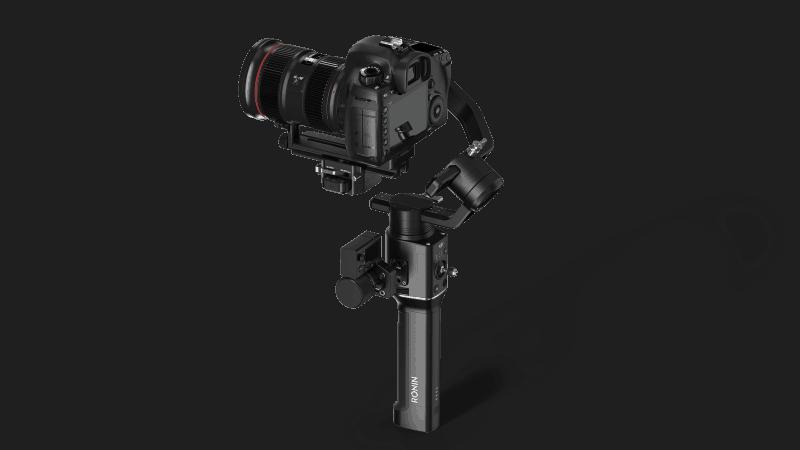 Ronin-S, DJI Ronin, mirrorless camera stabilizer