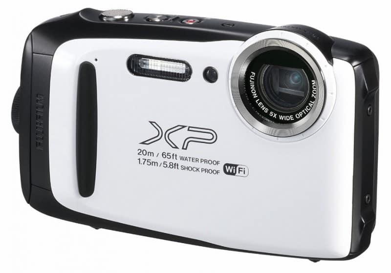 FinePix XP130, Fujifilm XP series, Fujifilm cameras, action camera