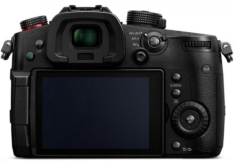 GH5S, 4K UHD, Panasonic cameras