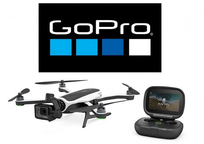 GoPro Karma, Karma drone, GoPro news, action camera, GoPro layoffs