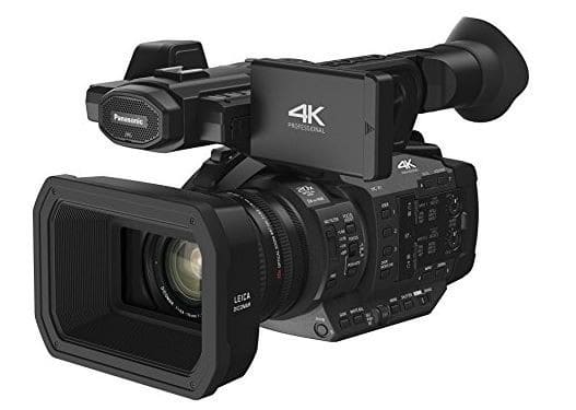 4k Camcorder for Professional film