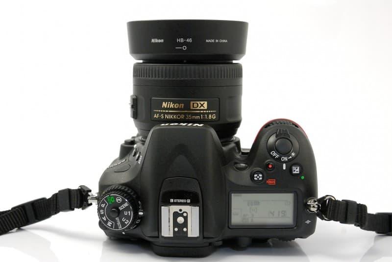Nikon DX, DX-format sensor, Nikon sensors
