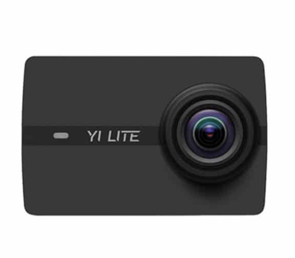 Yi Lite action camera, 4K action camera, sports camera
