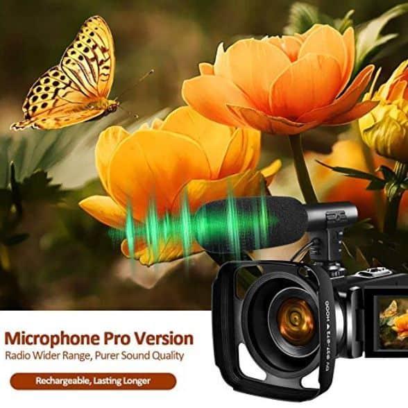 cheap 4k cameras