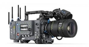 ARRI introduces a large format 4K version of their popular Alexa camera