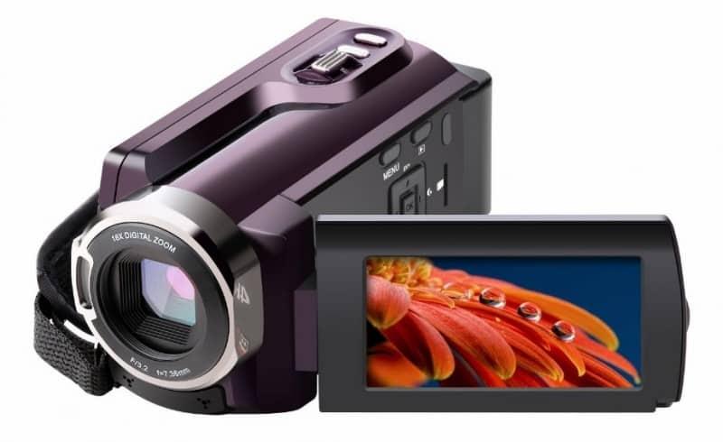 Besteker 4K Digital Video Camcorder