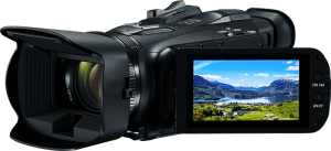 Canon's Legria HF G26 aims to be an answer for creative needs