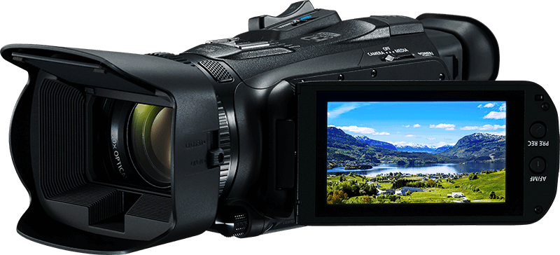 Canon Legria HF G26, Full HD camcorder, DIGIC DV 4 processor,