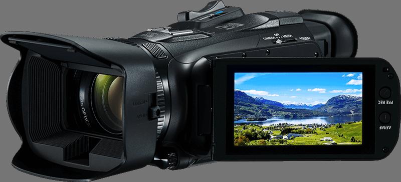 Canon Legria HF G26, Full HD camcorder, DIGIC DV 4 processor,