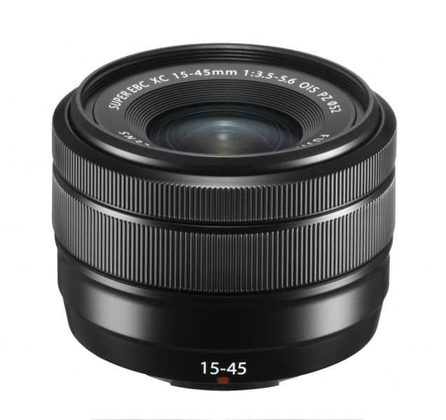 FUJINON XC15-45mmF3.5-5.6 OIS PZ, Fujinon lens, Fujinon X Series