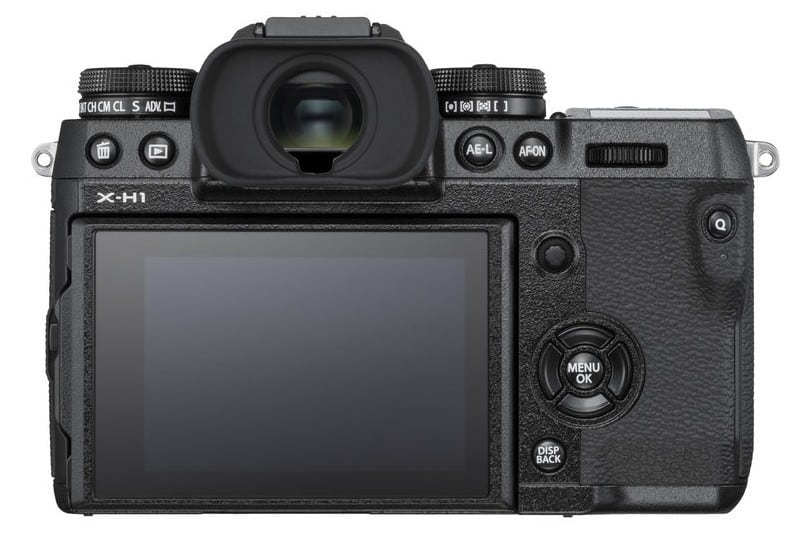 X-H1 features, Fujinon lens, 4K video