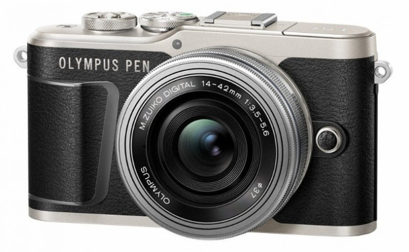 Olympus PEN E-PL9, 4K camera, 4K video