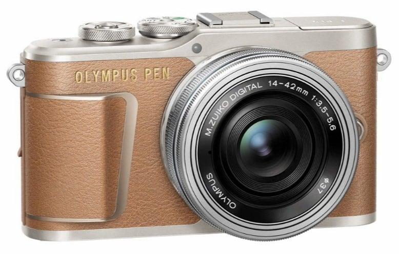 PEN E-PL9 camera, M.Zuiko lenses, advanced photo mode