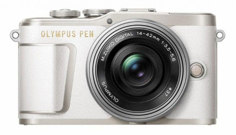 PEN E-PL9, Olympus PEN, 4K digital camera