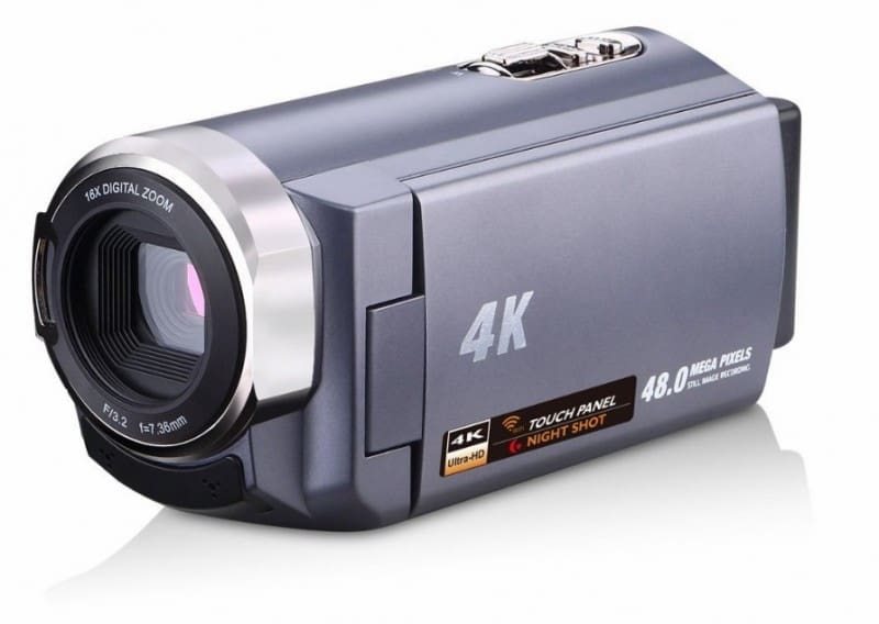 SEREE Camcorder 4K