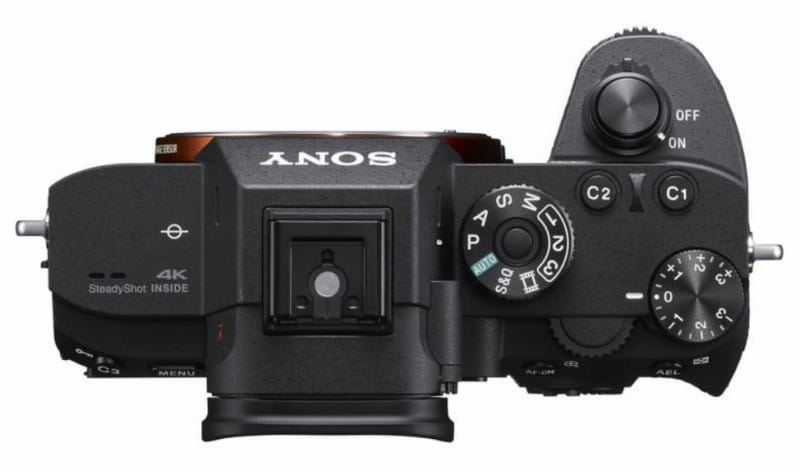 Mirrorless Digital Camera , 4K HDR, BIONZ X Image Processor