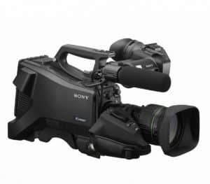 HXC-FB80, studio camera, 4K camera