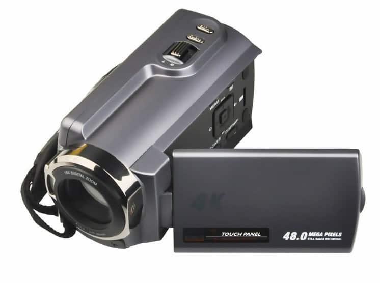 THYMY Ultra HD Camcorder