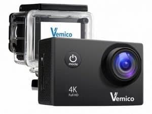 Vemico Action Camera 4K