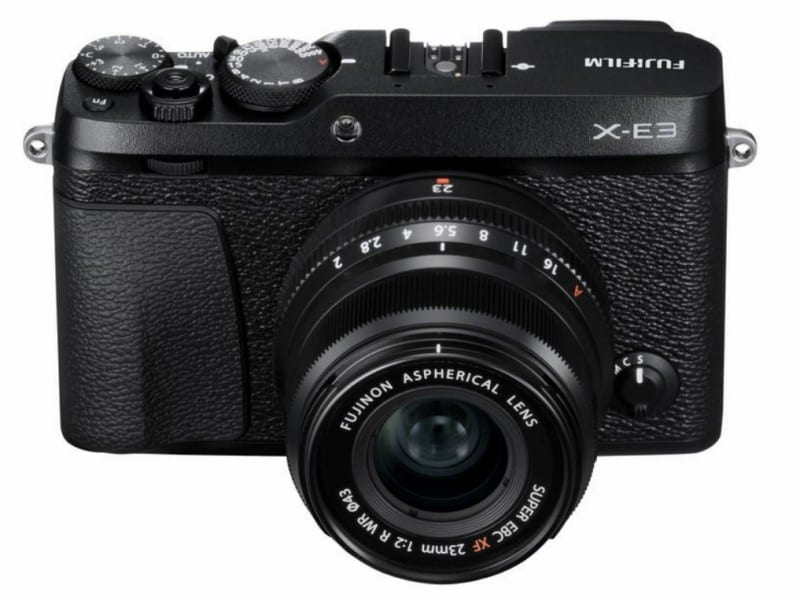 X-E3 review, 4K video recording, Fujifilm X series