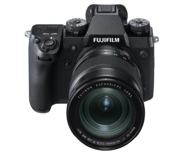 FUJIFILM X-H1, 5-axis in-body image stabilization, Mirrorless Digital Camera