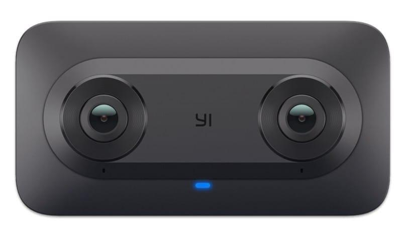 YI Horizon VR180, VR camera, 4K camera