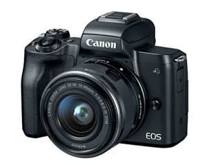 Canon's next-generation EOS cameras make switching from smartphones easier