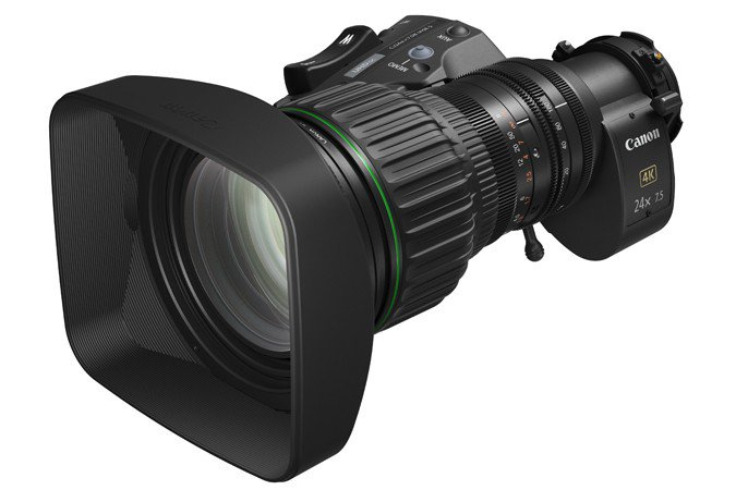 CJ24ex7.5B, 4K UHD Portable Lenses, 4K UHD telephoto zoom lens