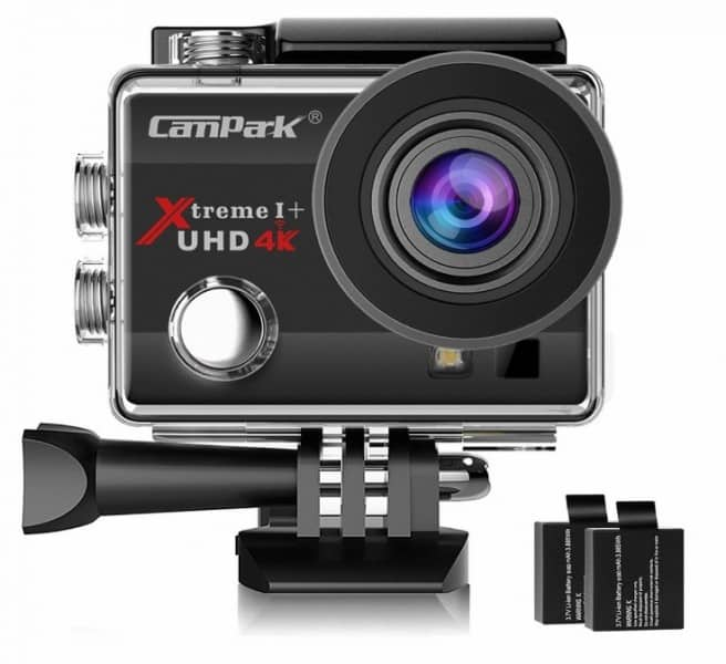 Campark ACT74 Action Camera 16MP 4K