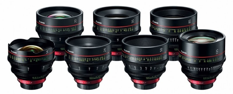Canon CN-E20mm T1.5 L F Lens, Cinema Prime Lens, EF Mount camera lens, 4K resolution, EF Cinema Lens