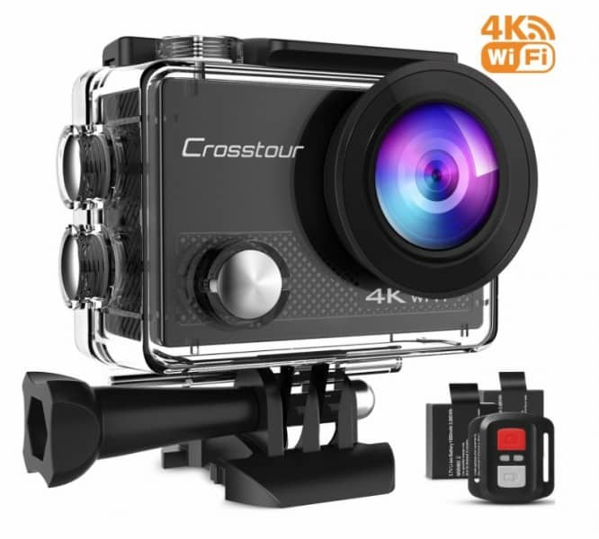 Crosstour Action Camera 4K