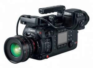 Canon introduces its first full-frame cinema camera, the EOS C700 FF