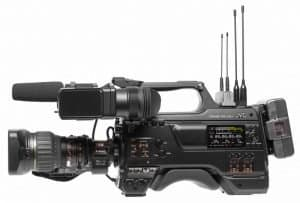 JVC's GY-HC900 'CONNECTED CAM' broadcast camcorder is a complete news-over-IP workflow solution