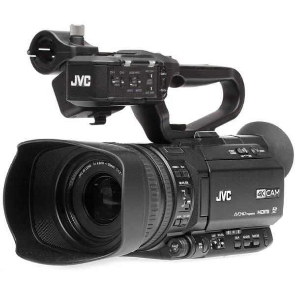 GY-HM250U, 4K Ultra HD video, full HD live, 4K Cam, 4K video camera