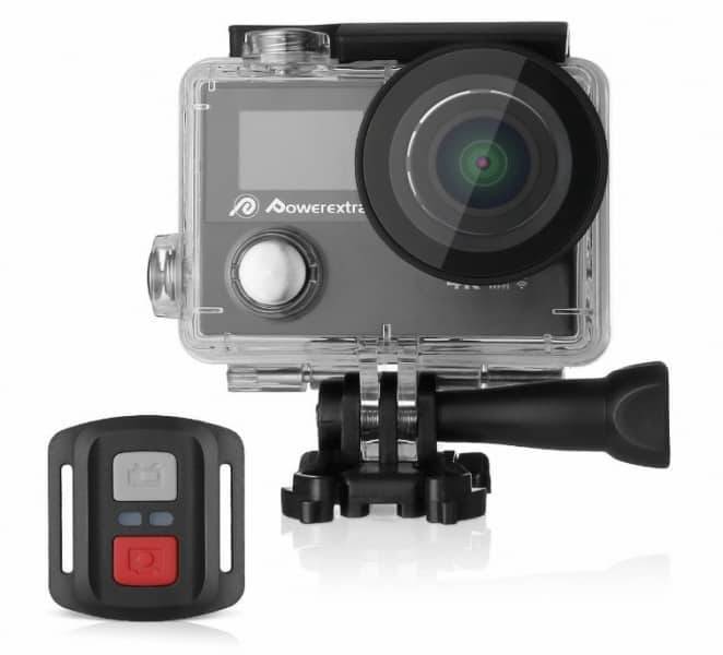Powerextra 4K Action Camera
