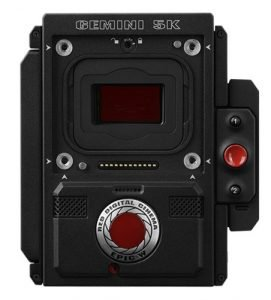 RED's GEMINI 5K S35 sensor allows the EPIC-W camera to support dual sensitivity modes