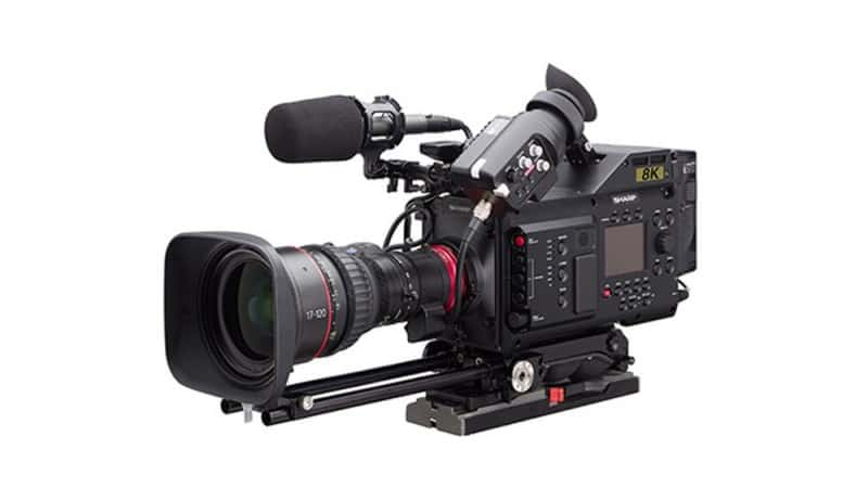 Sharp 8K Camcorder Price