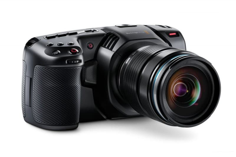 Blackmagic's new Pocket Cinema Camera