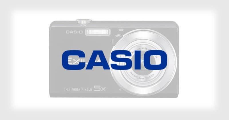Casio cameras