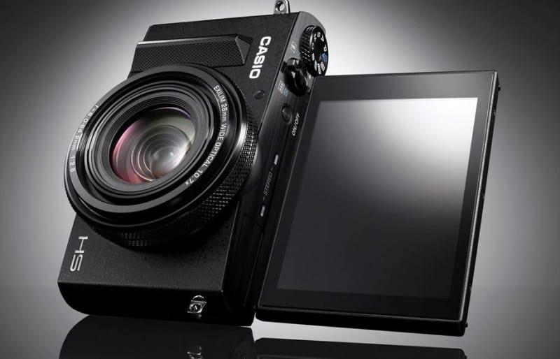 Casio compact camera