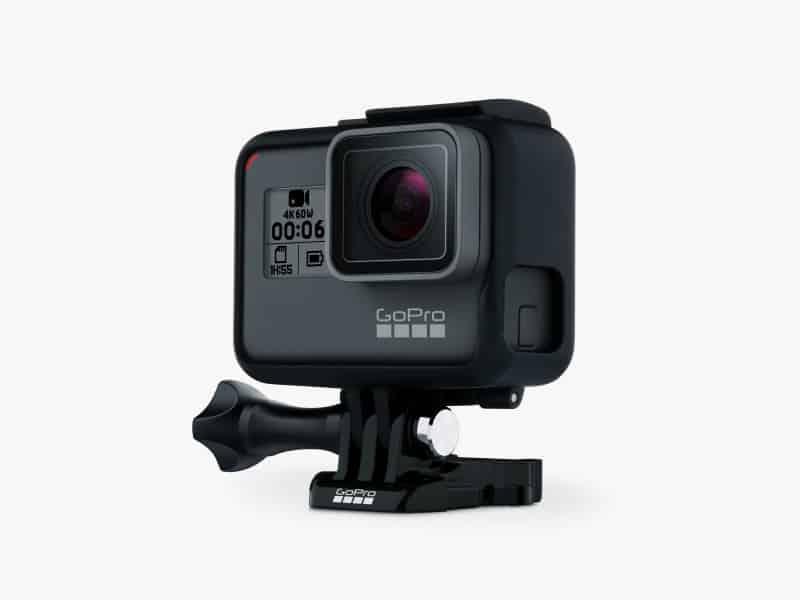 GoPro's HERO6